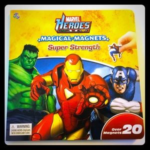 Other - Marvel Heroes: Magical Magnets Super Strength